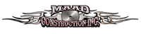 MAAD Construction Logo